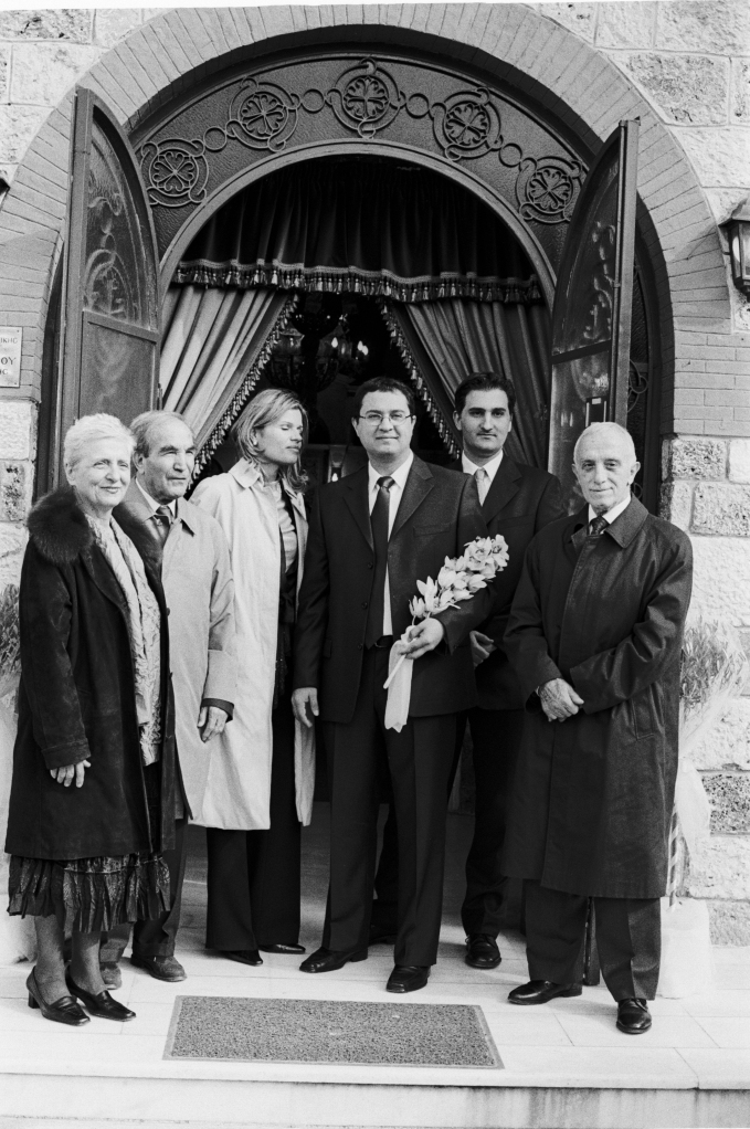 stelios 0003 bw 04 st 2005 vasilis and eleni wedding