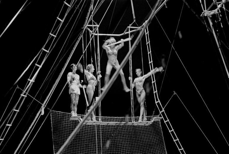 vg b134 bw 42 st 2001 hania at the circus
