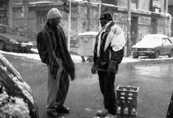 vg b182 bw 12 str 2002 snow in the city