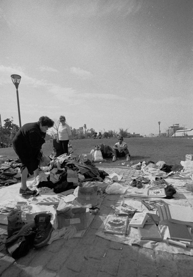 The flea market that is no more
