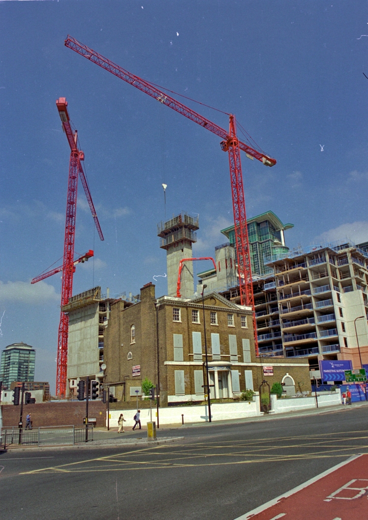 vg 283 col 36 London 2004
