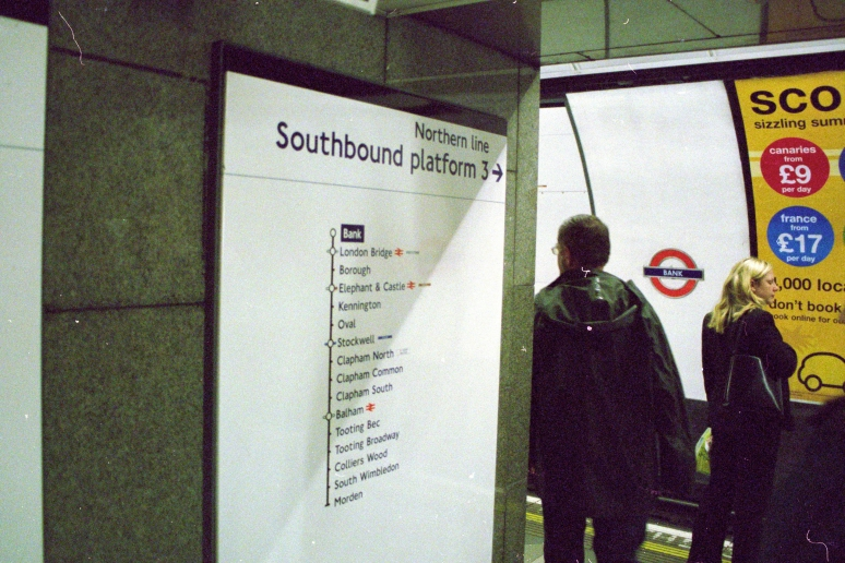 vg 288 col 26 London 2004